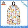 Backpack печатание плеча школы стороны усмешки способа напольный