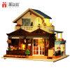 Dollhouse de madeira popular para miúdos