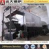 prix et caractéristiques allumés par charbon de chaudière à vapeur de 6ton 8-25bar