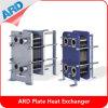Scambiatore di calore del piatto di Laval M10 dell'alfa del flusso incrociato del refrigeratore della birra per l'evaporatore