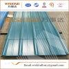 O aço da cor corruga a folha da telhadura do ferro