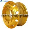 磨かれた、造られたアルミ合金のトラックの車輪の縁(17.5X6.00)