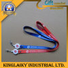 Customized Logo (KLD-009)를 가진 최상 Colorful Promotion Gift Lanyard