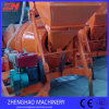Auto Loading Concrete Mixer para Drum Type com Wheels