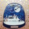 Produto de pacote de presentes de plástico exclusivo para o Natal em neve