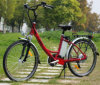bici elettrica della bicicletta del freno di disco della E-Bici 26inch di litio del motore senza spazzola elettrico della batteria con la certificazione En15194