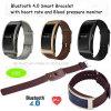 心拍数および血圧のモニタH32が付いているスマートなブレスレット