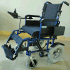 Folding Powder Electric Wheelchair (XK113)