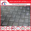 Placa Checkered del diamante del acero inoxidable de 210 No. 1
