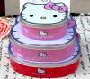 Boîte de /Candy de boîte de mariage de bidon de Kitty de mode bonjour/boîte de cadeau