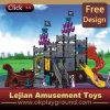 CE sur l'espace Kids Style plastique en plein air Aire de jeux (X1283-9)