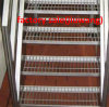 Escala de pasos de progresión Grating de acero galvanizada de la escalera de la INMERSIÓN caliente
