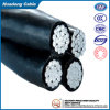 ABC Cable de 600V Transmission Line Material Aluminium Conductor XLPE Insulated
