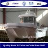 Barco de pesca del catamarán de Bestyear el 12m