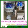 2 in 1 macchina di rafforzamento vaginale Mslhf12L di sollevamento di fronte di Hifu