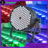 DJ 120X3w RGBW가 실내 단계 LED 동위에 의하여 점화한다