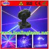 Luz principal móvil del disco de la animación del laser del RGB