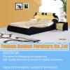 La cama matrimonial de madera de los muebles caseros diseña (2820)