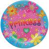 Princesa Party Plate