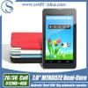 PC 7 Inch de 3G WCDMA 2100 Dual SIM Card Android Tablet com Big Subwoofer Speaker (PMD724L)