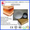 Het houten Zelfklevende Latex van de Laminering van het Vernisje