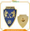 Значок полиций металла логоса конструкции клиента