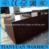 China 21mm WBP Black Waterproof Plywood