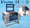 Machine de découpage de gravure de laser de CO2 avec le frein de pied Akj6040