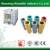 El tubo del papel de la oferta de la fábrica conserva el pegamento adhesivo