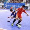 A corte de Futsal da alta qualidade ostenta o revestimento