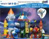 Jeux de cour de jeu de gosses de caractéristique de Rocket mini pour à haute fréquence 13202 d'arrière-cour