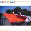 160mm Wave Spacing Red ASA Resin Roofing Tile