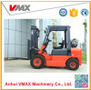 3.5t Hot Sale Gasoline/LPG Forklift mit Stable Wide View Mast