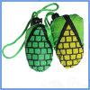 Modo che piega il sacchetto pieghevole d'acquisto dei sacchetti del cereale di figura di acquisto della fragola riutilizzabile riutilizzabile dei sacchetti