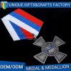 Premi di alta qualità con le medaglie dei nastri per le medaglie di guerra della Gran-Bretagna