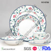 Porcelain décoratif Dinner Set (placer de 30)