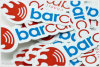 PVC 스티커, 벽 스티커, 비닐 스티커, 로고, 전사술
