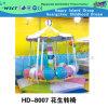 Venda quente elétrica Indoor Ausement Park Carousel Playground (HD-8007)