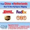 Envío expreso de China a Chile