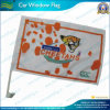 De decoratieve Vlag van de Auto met Plastic Vlaggestok (NF08F01007)