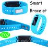 Le bracelet intelligent de Bluetooth à la mode le plus neuf avec les Multi-Couleurs (E02)
