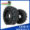 Neumático sólido del lince del neumático sólido del buey 31X6-10 de la resbalón