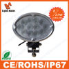 Diodo emissor de luz Work Light do CREE do diodo emissor de luz Offroad Light Oval Shape 6500k do CREE de Lml-0427 27W com CE/RoHS/IP67