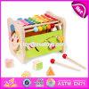 La musica di legno dei bambini del nuovo di disegno giocattolo educativo di battimenti gioca W07A119