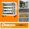 4 couches d'acier inoxydable de four électrique de paquet avec du CE et l'ISO9001