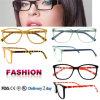 per tutto il blocco per grafici materiale dell'acetato delle montature per occhiali della corrispondenza di figura del fronte