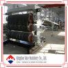Hoja impermeable del rodillo del PVC, línea de cuero de la protuberancia de la producción del rodillo