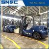 Forklift do motor Diesel de Japão com acessório da bala