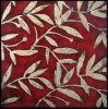 Arte elevada da chapa do lustro - Glod abstrato moderno sae (TP08-162)