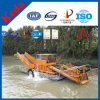 自動水Weedの収穫機のボート